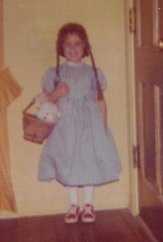 Dorothy 2nd Grade Halloween