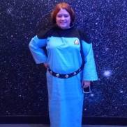 Star Wars vs. Star Trek Way Late Play Date 2018 - Dr. Leia Crusher