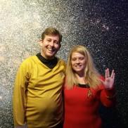 Star Wars vs. Star Trek Way Late Play Date 2016