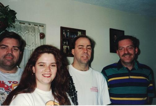 carmen john chris greg 1995